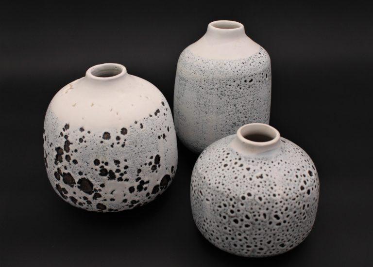 bouteilles-vases-blanc-grés-triptyque