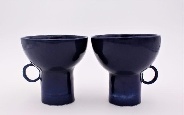 coupes-bleu-grés-ceramique
